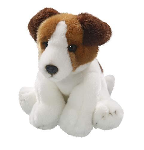 Carl Dick Peluche - Perro Jack Russell Terrier (Felpa, 22cm