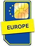 Telestial Pure Europe SIM Card works in 50+ Countries in Europe and North America and includes $5 Credit on the SIM. European Data Plan at $0.02 per MB available in 30+ Countries. No Contract Required