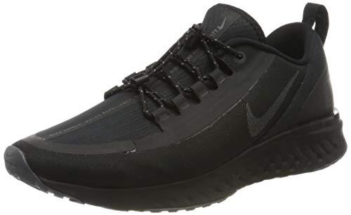 Nike Herren Odyssey React Shield Laufschuhe, Schwarz (Black/Anthracite-Anthracite-Da 001), 42 EU