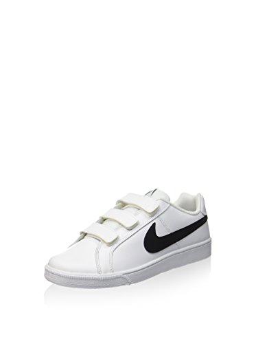 Nike 844798-100, Zapatillas de Deporte Hombre, Blanco (White/Black), 44.5 EU