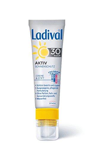 Ladival 2-in-1 Aktiv Sonnenschutz 30 30ml/3,2g