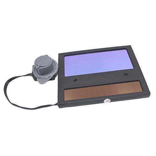 Colcolo Máscara de Lentes para Capacete de Soldagem com Escurecimento Automático Solar - Lentes de Filtro de Automação