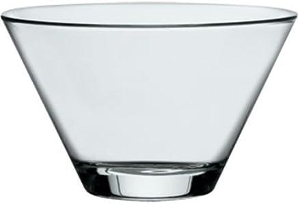 Preisvergleich für 6-er Glas-/ Einsatzschalen Set konisch Glasschalen Schalen Dessertschale