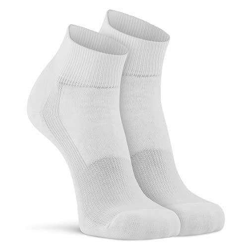 Fox River Damen Wick-Dry-Walker-Socken Größe L weiß