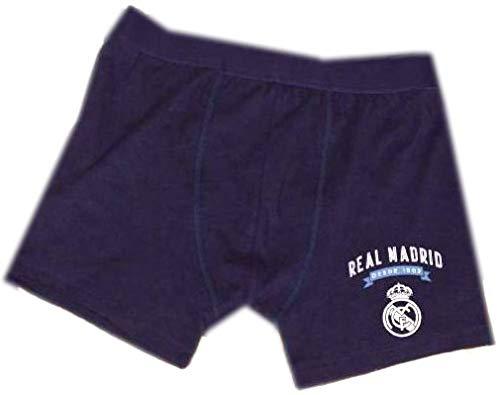 Producto Oficial Real Madrid CF Boxer Oficial - REAL MADRID CF - Azul Marino (M)