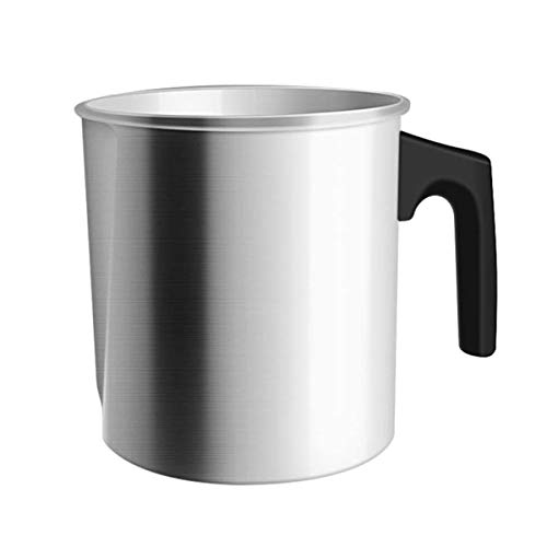 Candle Making Pouring Pot, Moontie 1.2L Double Boiler Wax Melting Pot, Stainless Steel Wax Melting Pot Top Grade Candle Making Pitcher for Candle DIY, 2 pounds
