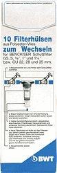 BWT Wechselbox mit Ersatz-Filtervlies für Schutzfilter und Universalfilter II