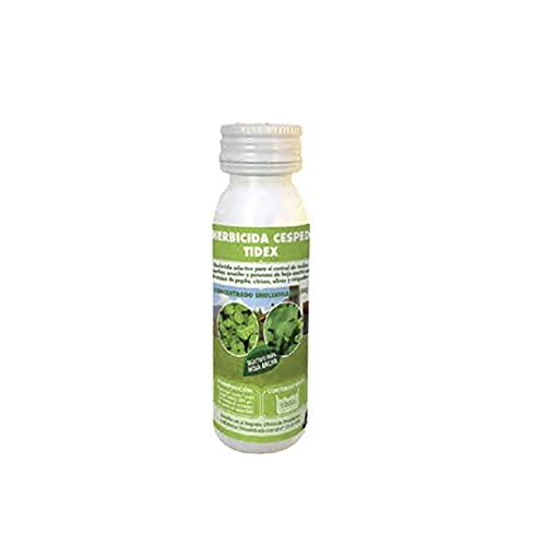 Tidex 25cc - Herbicida selectivo de hoja ancha para césped