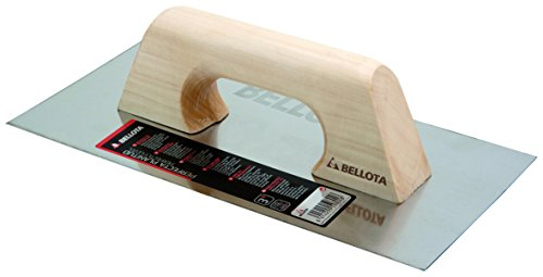 Bellota 5861-0 Llana Recta Mango Madera, 300x120 mm