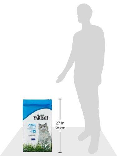 Yarrah Adult Cat Food Fisch, 10 kg - 3