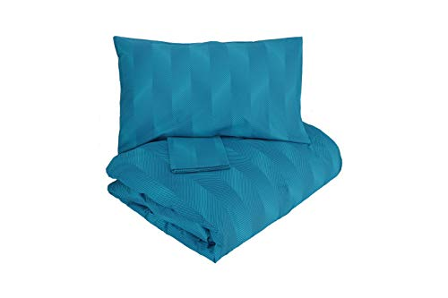 Gabel Parure Copripiumino, Blu Audace, Singolo