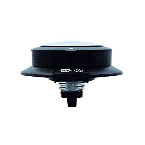 Fissler Vitavit Premium 620-000-00-700/0 Kochventil, Kunststoff, Schwarz, 11.5x9x5 cm