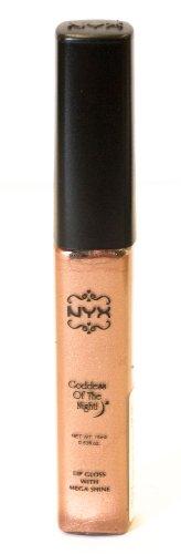Nyx Cosmetics Mega Shine Brillant à Lèvres Chestnut