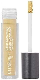 yellow liquid concealer