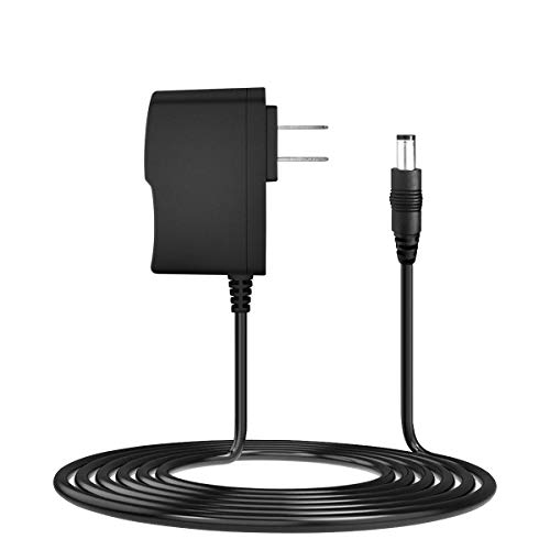 12V AC Power Supply Adapter for Yamaha PSR, YPG, YPT, DGX, DD, EZ and P Digital Piano and Portable Keyboard Series, Replacement PA-130 PA-130B Charger Cable Cord (10 ft)