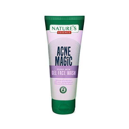 Nature's Essence Acne Magic clear skin gel face wash 65ml