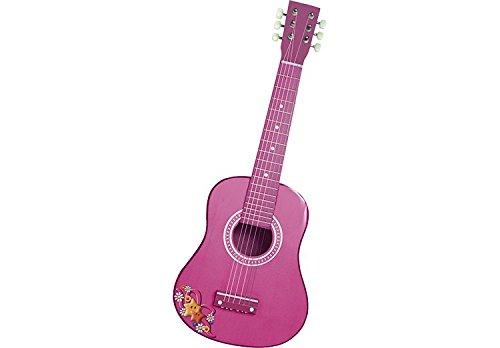 Guitarra Madera Rosa 75 Cm.