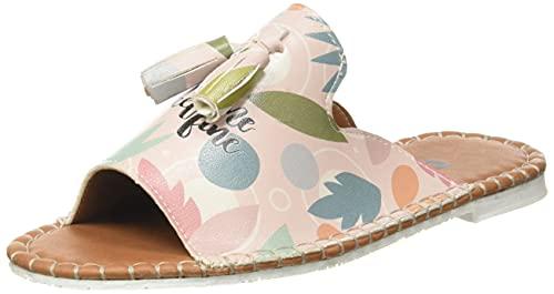 DOGO Cappi, Sandali Slide, Multicolore, 28 EU