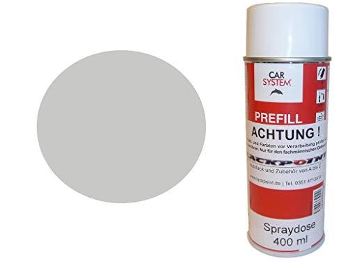 Lackpoint RAL 7047 - Pintura en espray (400 ml, 1 componente, 4 brillos)