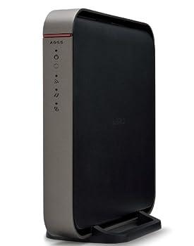 主な付属品 : 縦置きスタンド、LANケーブル(ストレート、2m)、ACアダプター、セットアップカード、取扱説明書 ※保証書はパッケージに記載 本製品は11na450+11ngb450Mbpsの高速転送※に対応したハイパワータイプの無線LAN親機です。 無線LAN高速化規格11nは送信と受信を複数のアンテナで行うMIMO技術を使用しています。 有線LAN端子全て(LAN側 4ポート&INTERNET側1ポート)がGigabit(1000BASE-T)に対応。 他社製の無線LAN親機や従来製品から...