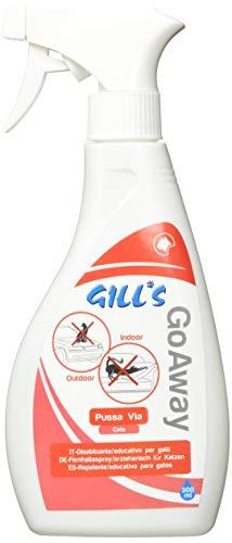 Gill's Fernhaltespray für Katzen - PUSSA VIA Cats, 300ml