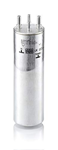 Original MANN-FILTER Filtre à carburant WK 857/1 - Pour véhicules particuliers