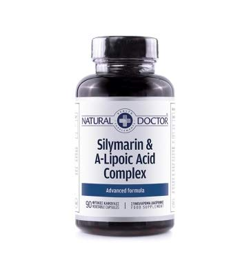 Silymarin & A-Lipoic Acid Complex (Clear Liver)