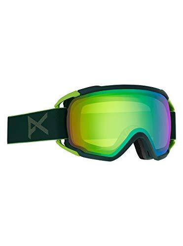 Burton Circuit Gafas de Snowboard, Hombres, Green/Sonargreen