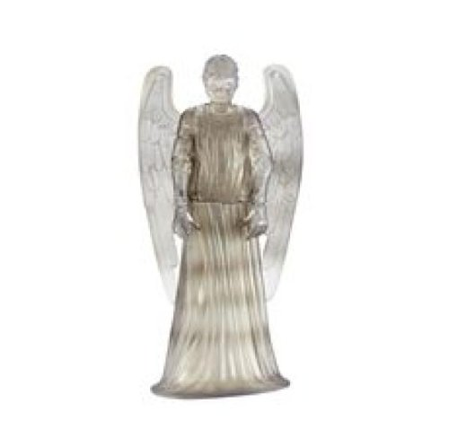Doctor Who weinenden Engel projiziert