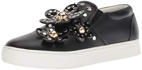 Marc Jacobs Damen Daisy Studded Slip ON Sneaker Turnschuh, schwarz, 37 EU