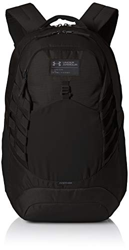 Under Armour Hudson Backpack 1294719 001 Bolso Bandolera 50 Centimeters 30 Negro  Black