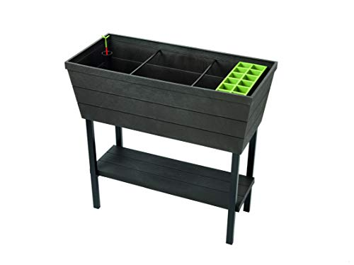 Keter Urban Bloomer, Anthrazit, 48 Liter