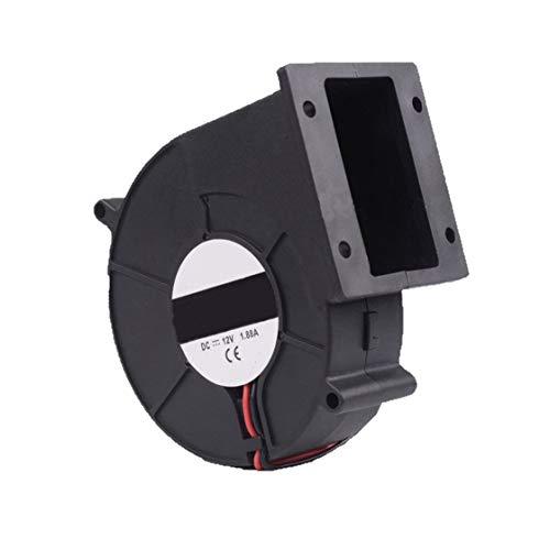 DGDG Kleine Elektrische Tragbare 12 V BBC Fan Luftgebläse für Outdoor Camping Wandern Picknick Reise Grill Kochwerkzeug