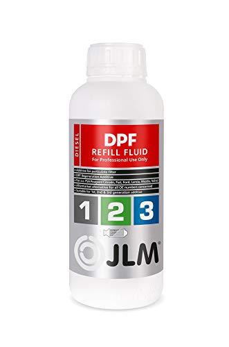 JLM Lubricants Diesel Partikelfilter (DPF) Nachfüllflüssigkeit 1L Lubricants DPF Refill Fluid | Regenerationsadditiv