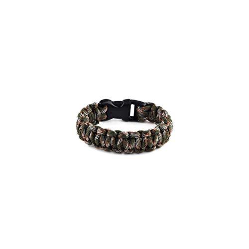 Armband Armreif, Schmuckgeschenk,1PC Retail Cobra Paracord Bracelets KIT Military Emergency Survival Bracelet Men Charm Bracelets Unisex 9 Colors B742B