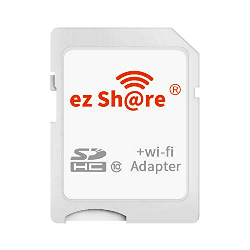 GuDoQi® Wifi SD Memory Card Adapter WIFI Micro SD Card...