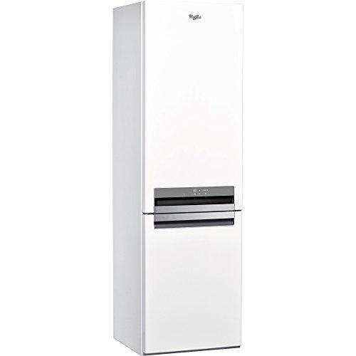 Whirlpool BSNF 8421 W Libera installazione 316L A+ Bianco frigorifero con congelatore