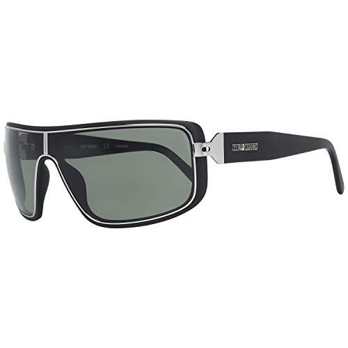 Sonnenbrille Harley-Davidson HD 1000 X 02N matt schwarz/grün
