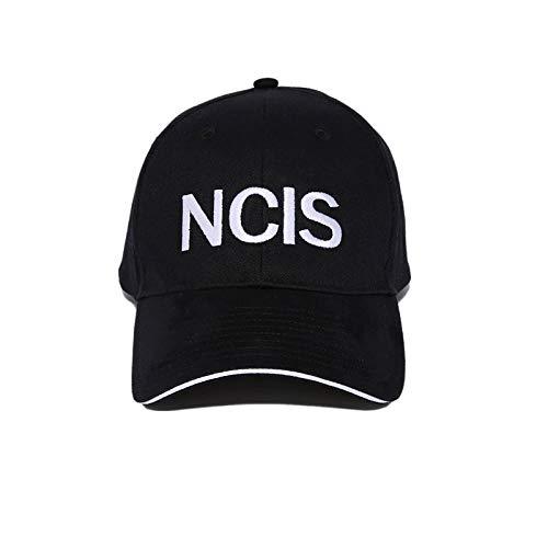 Gbksmm Cap Embroidery Hat Special Agents Logo Hut Navy Service Cap Verstellbarer Baseball Cap Hat-Ncis-Kappe