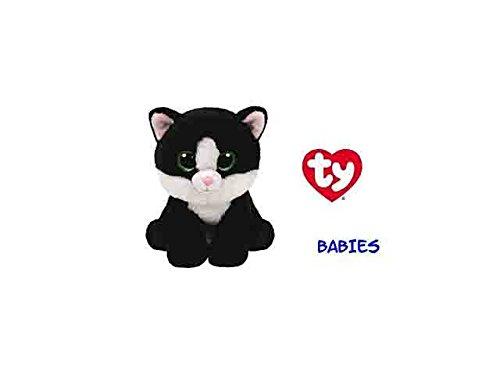 AVA Katze Plüsch 15cm TY Beanie Boos Spiel Spielzeug Geschenk # AG17