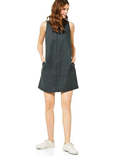 Cecil Damen 142592 Kleid, Slate Green, Large