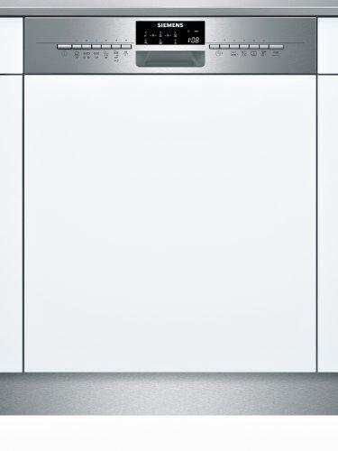 Siemens SN56N594EU lavavajilla - Lavavajillas (Totalmente integrado, Acero inoxidable, Color blanco, 1,7m, 42 Db, A, 195 min)