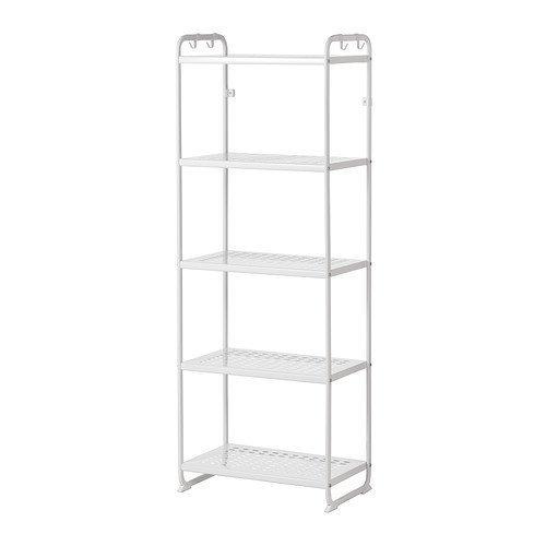 Ikea Mulig–Estantería color blanco
