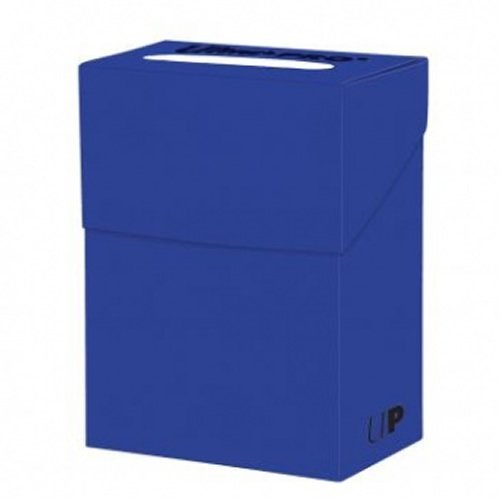 Ultra Pro- Deck Box, Colore Pacific Blue, 85299