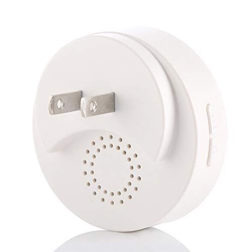 Un conjunto de timbre inalámbrico autoalimentado, autogeneración Smart Electronic G2 Doorbell inalámbrico, sin batería necesaria transmisor + receptor, chip impermeable, distancia más lejana 300m, rec
