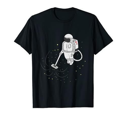 Astronaut T-Shirt I Geschenk Hausmeister...