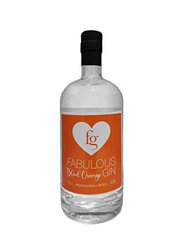 Fabulous Blood Orange Gin, 70cl
