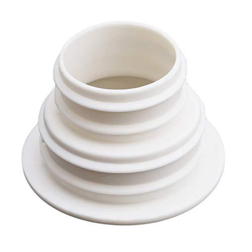 PULABO Manguera de drenaje para lavadora blanca de calidad adorable y práctica práctica y rentable