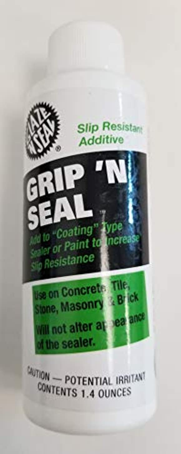 Glaze 'n Seal - Grip 'N Seal Slip Resistant Additive 1.4oz