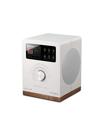 Tangent Spectrum Radio Weiss DAB+/FM/Bluetooth